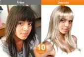 Cambiar color del cabello y ojos